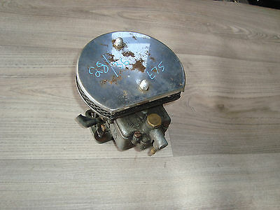 Ford Cortina mk1 gt carb weber 28/36.