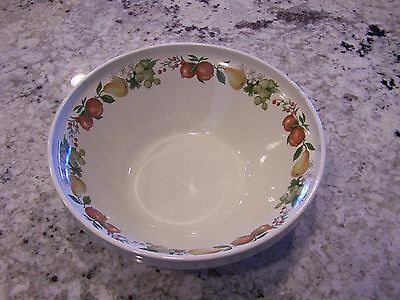 "Wedgewood 10"" Large Salad Serving Bowl In Quince Pattern"