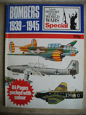 Bombers 1939 - 1945  Purnell's History of the World Wars Special