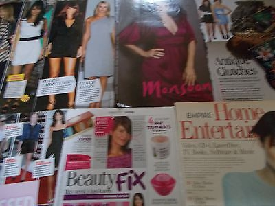 Helena Christensen Celebrity   Clippings Pack  {100+}  Good Condition