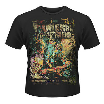 Funeral For A Friend T Shirt Large * New *  Free Uk Post