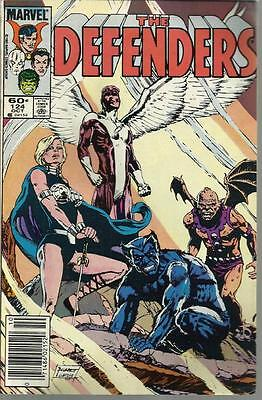 The Defenders No 124 Oct 1983 Marvel Comic