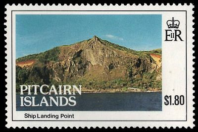 "PITCAIRN ISLAND 388 (SG434) - Landscapes ""Ship Landing Point"" (pa81655)"