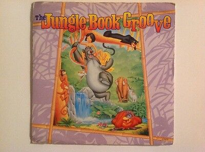 "THE JUNGLE book groove ( 7"" MASTER UPBEAT  )"