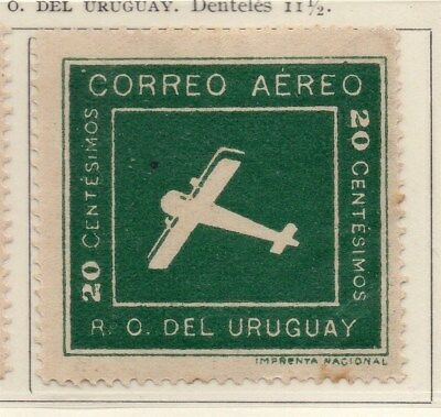 Uruguay 1924 Early Issue Fine Mint Hinged 20c. 111207