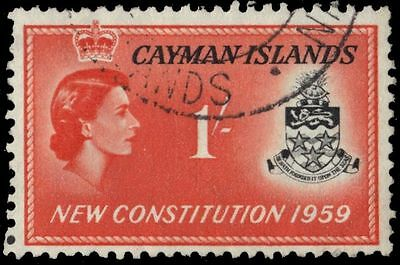 CAYMAN ISLANDS 152 (SG164) - New Constitution (pa75078)