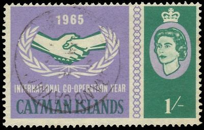 CAYMAN ISLANDS 175 (SG187) - International Cooperation Year (pa75109)