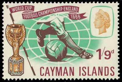 CAYMAN ISLANDS 183 (SG195) - World Cup Football Championships (pa75124)
