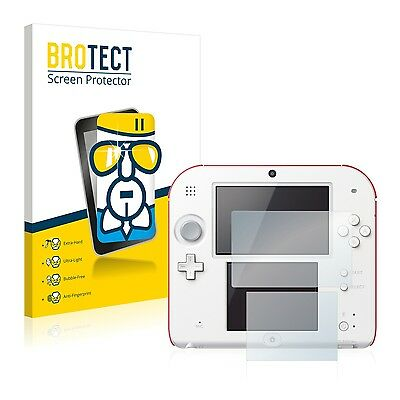 BROTECT AirGlass Flexible Glass Screen Protector for Nintendo 2DS