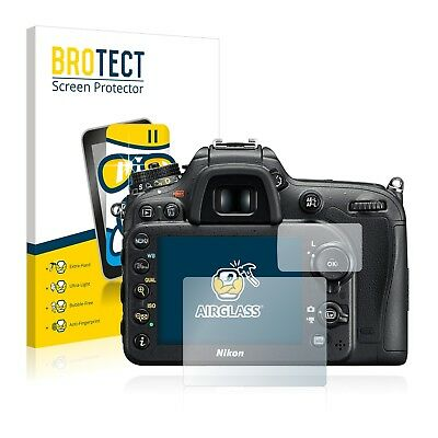 Nikon D7200 Glass Film Screen Protector Protection