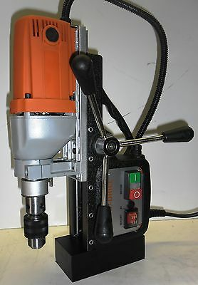 BLUEROCK ® Magnetic Drill - BRM-35A Mag Drill Typhoon Comes with Free Case NEW