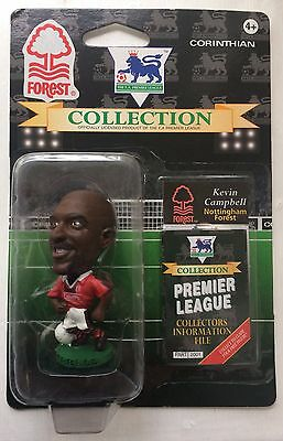 Corinthian - Kevin Campbell (Nottingham Forest) Pl212 ***rare Sealed Blister***