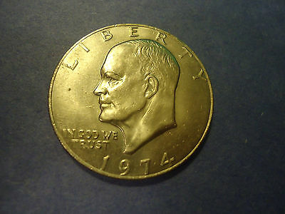 1974 Eisenhower Dollar                             Combined Shipping