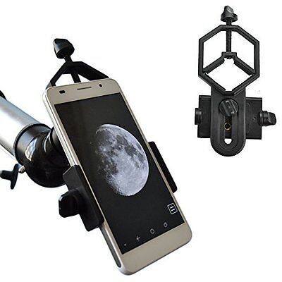 Solomark Universal Cell Phone Adapter Mount - Compatible with Binocular Spotting
