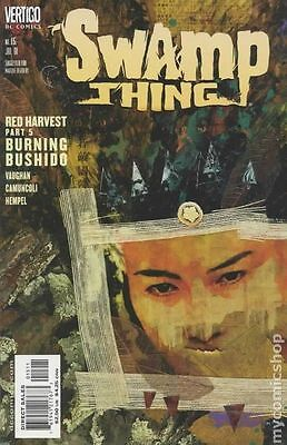 Swamp Thing (2000 3rd Series) #15 VF