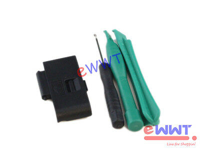 Replacement Battery Door Chamber Cover Case for Canon EOS 600D Rebel T3i FVHB437