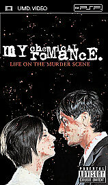 My Chemical Romance: Life On The Murder Scene [UMD Mini for PSP], Very Good Cond