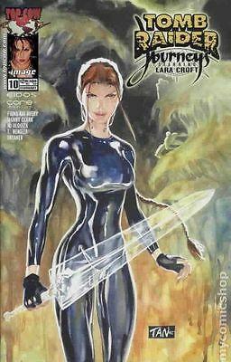Tomb Raider Journeys (2001) #10 VF