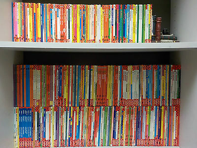 Huge Collection Of Ladybird Books - 285 Books Collection! (ID:41641)
