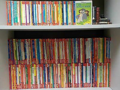 Huge Collection Of Ladybird Books - 270 Books Collection! (ID:41642)