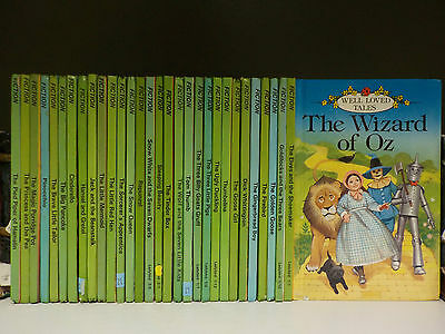 Ladybird - Well Loved Tales - 30 Books Collection! (ID:41647)