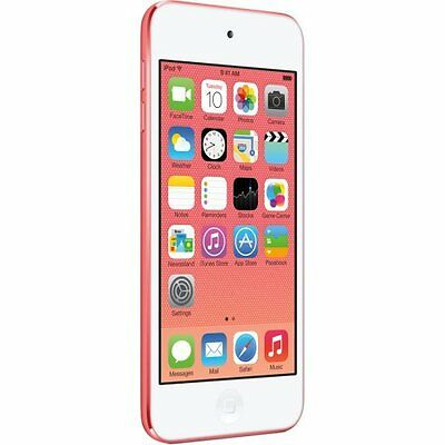 Apple iPod A1421 Touch 5th Gen 16GB Portable MP3 Music Player White/Pink