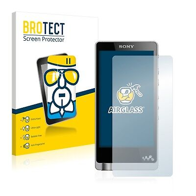 BROTECT AirGlass Flexible Glass Screen Protector for Sony Walkman NWZ-ZX1