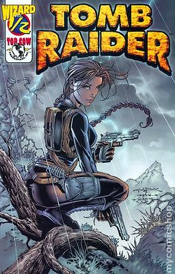 Tomb Raider Wizard 1/2 (2000) #1A VF