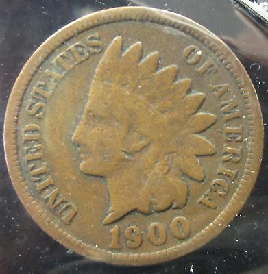 1900 Indian Head Cent - You Grade -B214-2