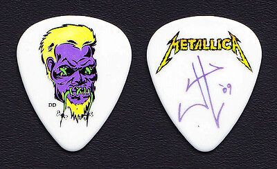 Metallica James Hetfield Signature Zombie Guitar Pick - Dunlop Reissue