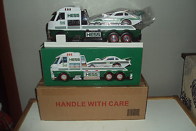 2016 Hess Toy Truck and Dragster Brand New In Sealer