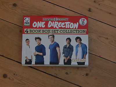 One Direction 4 Book Collection