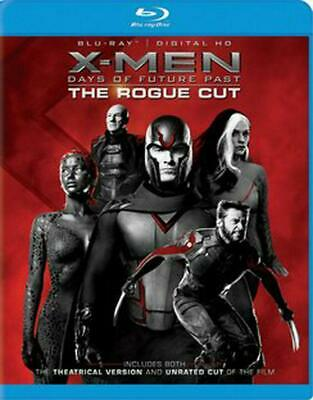 X Men:days of Future Past the Rogue C - Blu-Ray Region 1 Free Shipping!