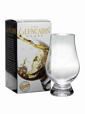New Glencairn Whisky Glass Nose Tasting Plain Made in Scotland - 1 2 3 4 6 or 8