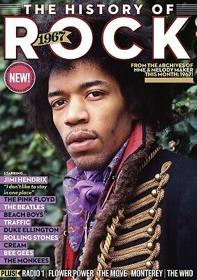 UNCUT - THE HISTORY OF ROCK - ISSUE 3 (1967) NEW...fast post