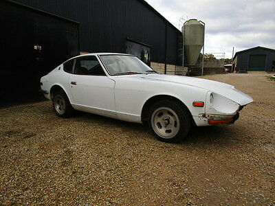 Datsun 240z 1973 LHD Running Project Car Matching Numbers Car
