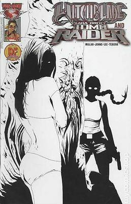 Witchblade and Tomb Raider (2005 Image) #1B VF