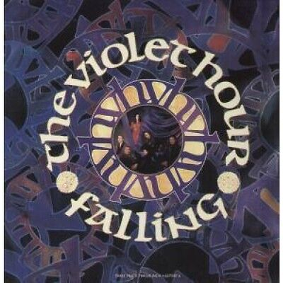 """VIOLET HOUR Falling 12"""" VINYL 3 Track B/W The House And In Control (Ta6572876)"""