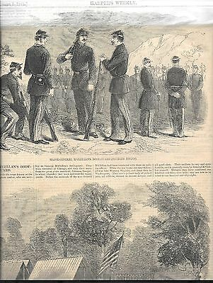 Prints ( 1861-1862  Civil War )- 4 Involving Kentucky In The Conflict