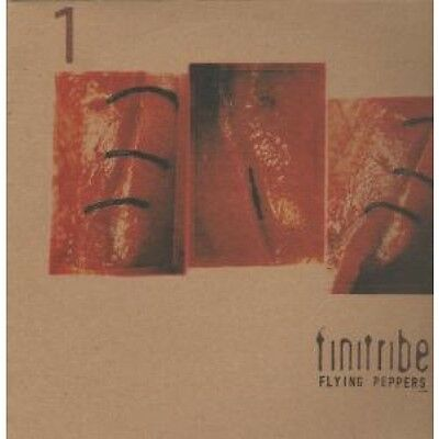 """FINI TRIBE Flying Peppers 12"""" VINYL 3 Track B/W Waltzer And Frantic (Infect42T)"""
