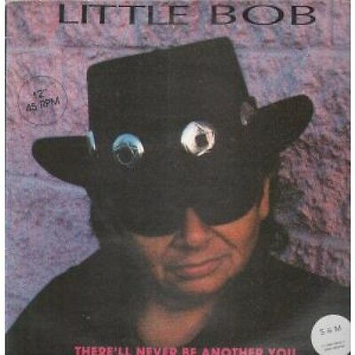 "LITTLE BOB There'll Never Be Another You 12"" VINYL 3 Track B/w Never Cry About"