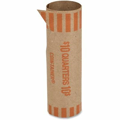 Coin-Tainer Tubular Coin Wrappers - CTX20025