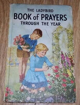 Ladybird Book - Book of Prayers Throughout the Year - Series 612