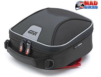 Givi XS319 Xstream Range Tanklock Tank Bag Motorcycle Luggage Quick Release 3L