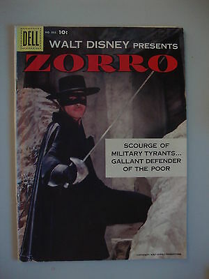 Four Color #882 FA Zorro Defender Of The Poor