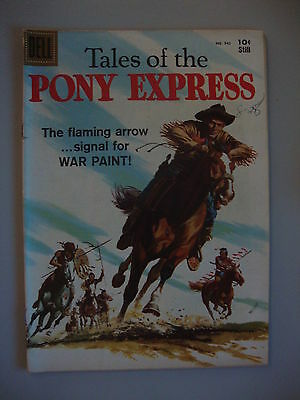 Four Color #942 G+ Tales Of The Pony Express War Paint