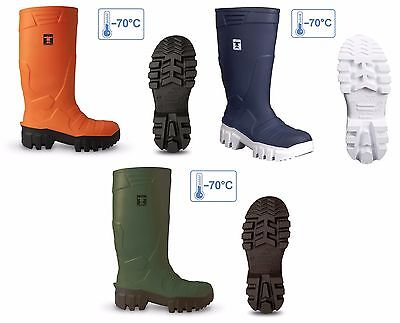 Guy Cotten Gc Thermo Boots / Wellington / Fishing / Cleaning & Processing