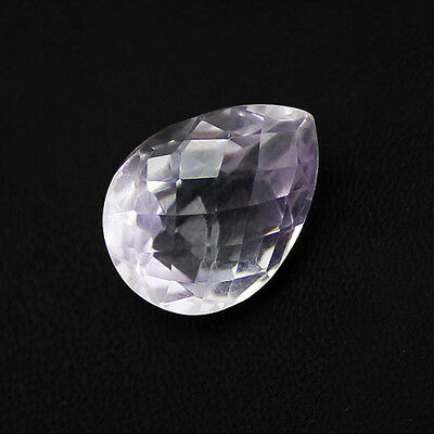 Most Outstanding Ever 10.00 Cts Natural Pear Shaped Faceted Pink Amethyst Gem