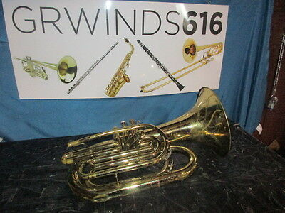 blessing marching baritone horn