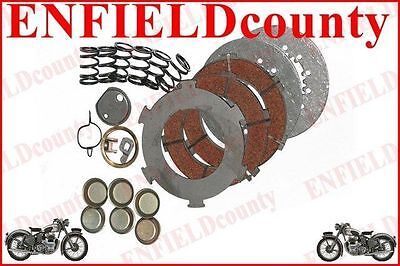 CLUTCH PLATE REAPIR REFURBISHING KIT FOR VESPA.VBB/PX 150,P150,PX125 SCOOTS @AEs